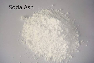 Na2CO3 Soda Ash Light Chemical Raw Material For Glassworks / Food Industry