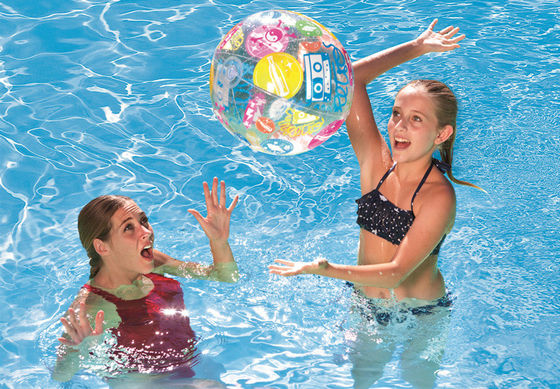 51cm Pvc Swimming Pool Inflatable Toys Mini Beach Ball